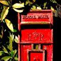 TigerMoth ArtWorks red post box